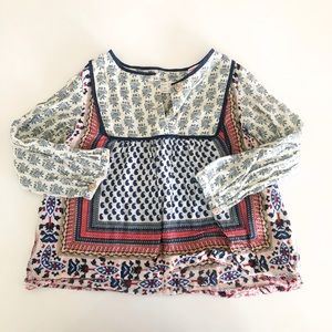 Zara Baby Girl Boho Dress
